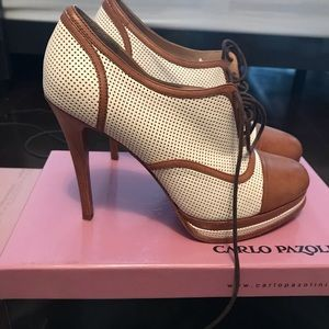 Carlo Pazolini size 7 shoes